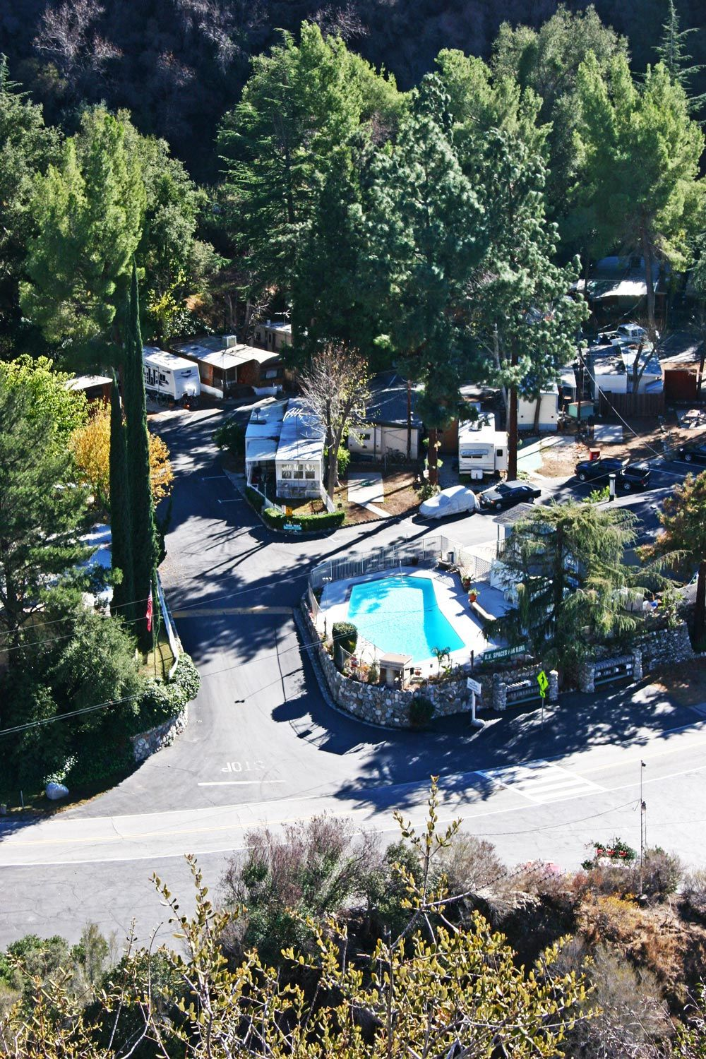 Stay at our Mobile Home Park year-round in Camp Williams Resort in Azusa, CA.